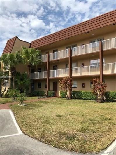 8880 Sunrise Lakes Blvd UNIT 101, Sunrise, FL 33322 - MLS#: A10483327