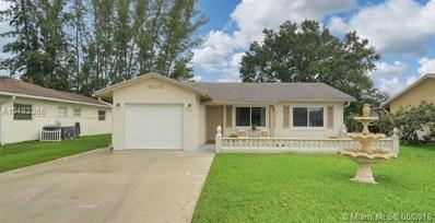 9203 NW 83rd St, Tamarac, FL 33321 - MLS#: A10483366