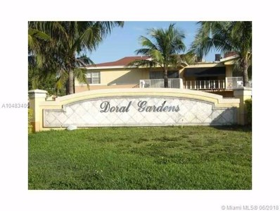 4180 NW 79th Ave UNIT 2B, Doral, FL 33166 - MLS#: A10483405