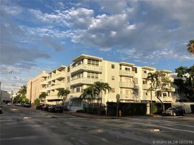 949 Pennsylvania Ave UNIT 307, Miami Beach, FL 33139 - MLS#: A10483499
