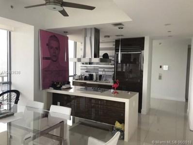 1100 Biscayne Blvd UNIT 2708, Miami, FL 33132 - MLS#: A10483538