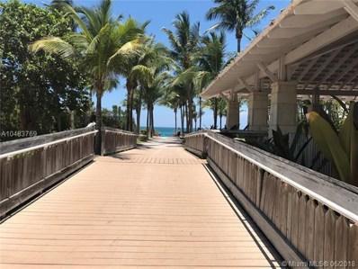 798 Crandon Blvd UNIT 16-C, Key Biscayne, FL 33149 - MLS#: A10483769