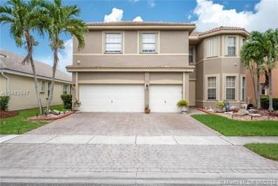 1450 SW 164th Ave, Pembroke Pines, FL 33027 - MLS#: A10483947