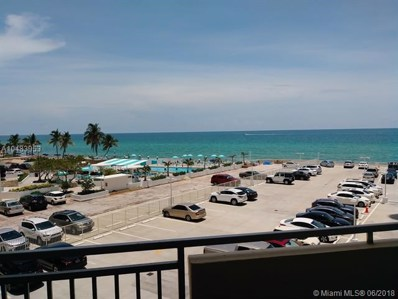 3180 S Ocean Dr. UNIT 303, Hallandale, FL 33009 - MLS#: A10483953