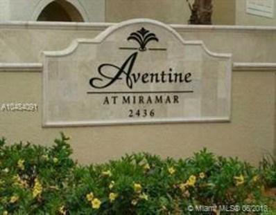 2433 Centergate Dr UNIT 105, Miramar, FL 33025 - MLS#: A10484091