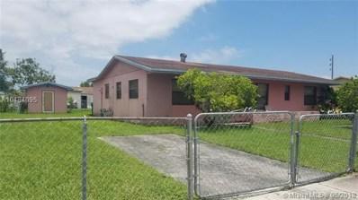 14535 SW 105th Ct, Miami, FL 33176 - MLS#: A10484095