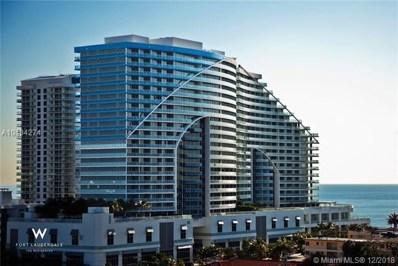 3101 Bayshore Dr UNIT 1606, Fort Lauderdale, FL 33304 - MLS#: A10484274