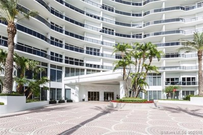 9601 Collins Ave UNIT 1204, Bal Harbour, FL 33154 - MLS#: A10484406