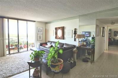 2500 Parkview Dr UNIT 907, Hallandale, FL 33009 - MLS#: A10484411