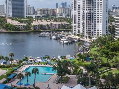 2500 Parkview Dr UNIT 1514, Hallandale, FL 33009 - MLS#: A10484439