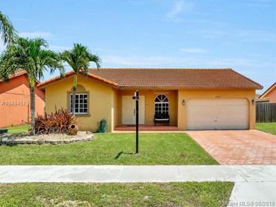 15411 SW 177th Ter, Miami, FL 33187 - MLS#: A10484579