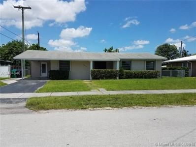 4425 SW 89th Pl, Miami, FL 33165 - MLS#: A10484640
