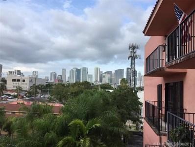 777 SW 9th Ave UNIT 411, Miami, FL 33130 - MLS#: A10484720