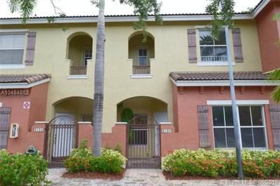3132 Merrick Ter UNIT 1804, Margate, FL 33063 - MLS#: A10484852