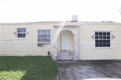 1840 SW 48th Ave, West Park, FL 33023 - MLS#: A10484868