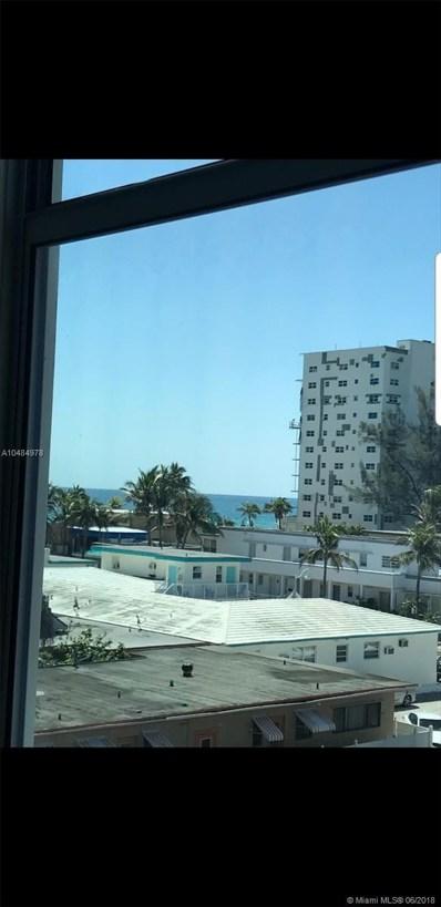 777 N Ocean Dr UNIT S327, Hollywood, FL 33019 - #: A10484978