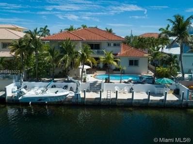 415 Laguna Ave, Other City - Keys\/Islands\/Car>, FL 33037 - MLS#: A10485023