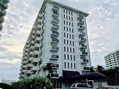 5313 Collins Ave UNIT 1002, Miami Beach, FL 33140 - MLS#: A10485046