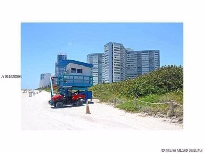 7135 Collins Ave UNIT 1701, Miami Beach, FL 33141 - MLS#: A10485256