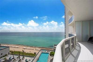 15811 Collins Ave UNIT 903, Sunny Isles Beach, FL 33160 - MLS#: A10485312