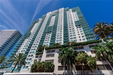 650 West Avenue UNIT 504, Miami Beach, FL 33139 - MLS#: A10485394