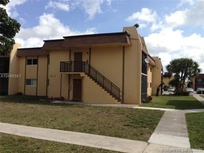 2834 NW 55th Ave UNIT 2A, Lauderhill, FL 33313 - MLS#: A10485551