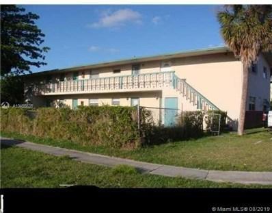 7461 Kimberly Blvd UNIT 101A, North Lauderdale, FL 33068 - MLS#: A10485828