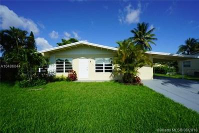 20140 NW 14th Pl, Miami Gardens, FL 33169 - MLS#: A10486044