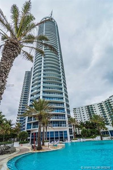 3101 S Ocean Dr UNIT 2707, Hollywood, FL 33019 - MLS#: A10486181