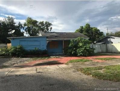2353 NW 93rd St, Miami, FL 33147 - MLS#: A10486420