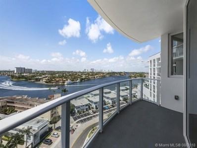 401 N Birch Rd UNIT 1100, Fort Lauderdale, FL 33304 - MLS#: A10486747