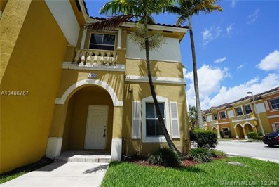 4900 SW 140th Ter UNIT 9, Miramar, FL 33027 - MLS#: A10486767