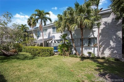 1085 99 Street UNIT 1, Bay Harbor Islands, FL 33154 - MLS#: A10487031