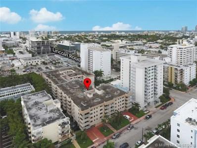 1665 Bay Rd UNIT 417, Miami Beach, FL 33139 - MLS#: A10487034