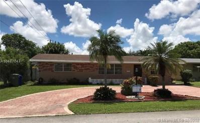 8760 NW 14th St, Pembroke Pines, FL 33024 - MLS#: A10487047