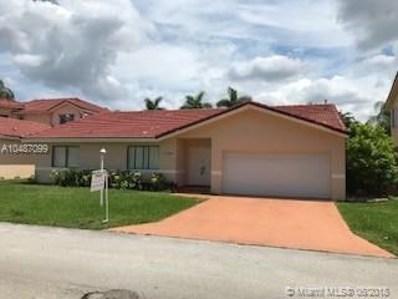15964 SW 110th St, Miami, FL 33196 - MLS#: A10487099