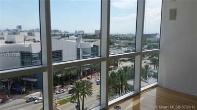 450 Alton Rd UNIT 1008, Miami Beach, FL 33139 - #: A10487260