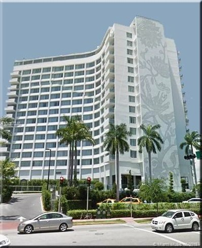 1100 West Ave UNIT 1006, Miami Beach, FL 33139 - MLS#: A10487346