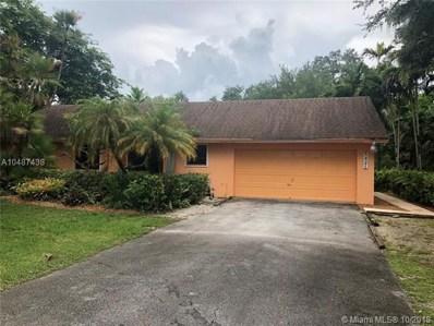 5421 SW 63rd Ct, South Miami, FL 33155 - MLS#: A10487438