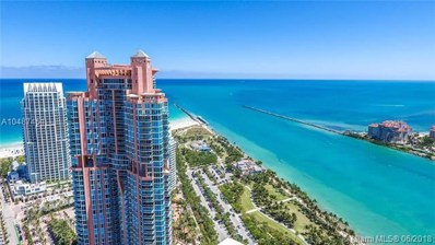300 S Pointe Dr UNIT 904, Miami Beach, FL 33139 - MLS#: A10487451