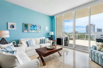 1819 SE 17th St UNIT 506, Fort Lauderdale, FL 33316 - MLS#: A10487459