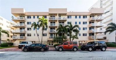 1665 Bay Rd UNIT 221, Miami Beach, FL 33139 - MLS#: A10487501