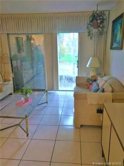 4441 Nw 16TH UNIT J104, Fort Lauderdale, FL 33313 - MLS#: A10487561
