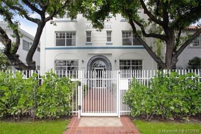 1008 Jefferson Ave UNIT 103, Miami Beach, FL 33139 - #: A10488093