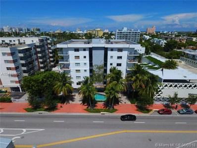 1025 Alton Rd UNIT 501, Miami Beach, FL 33139 - MLS#: A10488150
