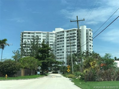 11930 N Bayshore Dr UNIT 404, North Miami, FL 33181 - MLS#: A10488278