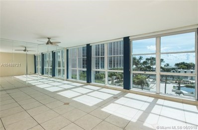 5055 Collins Ave UNIT 2H, Miami Beach, FL 33140 - MLS#: A10488721