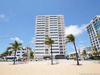 209 N Fort Lauderdale Beach Blvd UNIT 4F, Fort Lauderdale, FL 33304 - MLS#: A10488863