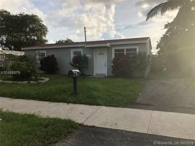 1540 N 69th Way, Hollywood, FL 33024 - MLS#: A10488879