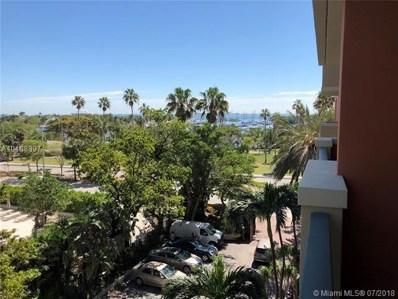 2951 S Bayshore Dr UNIT 507, Miami, FL 33133 - MLS#: A10488897